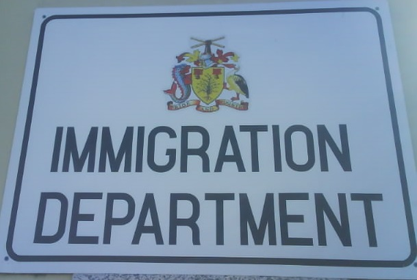 Sign_for_the_Barbados_Immigration_Department,_Bridgetown