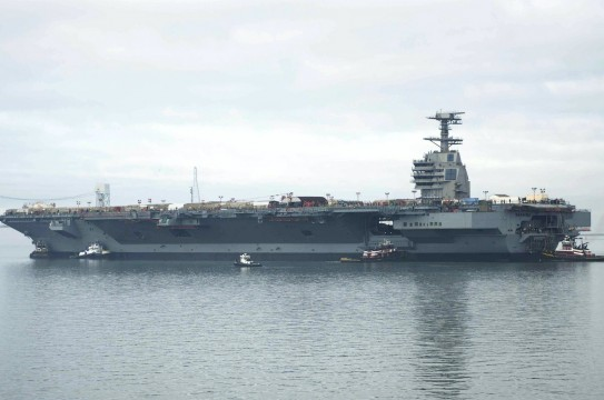 USS-gerald-ford