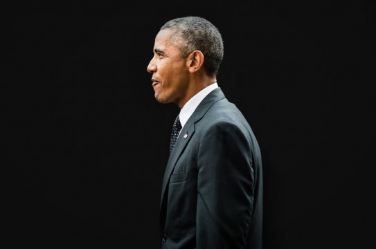 Editorial-Use-Barack-Obama-Smirk