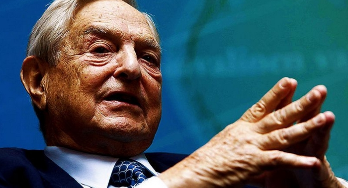 "Facebook's ""fact checkers"" funded by same international terrorist behind radical cop-killing groups in the USA: George Soros"
