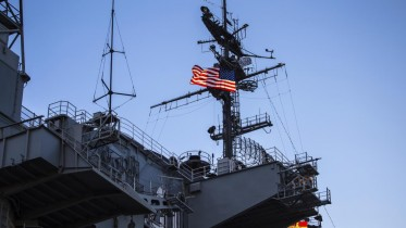 Navy-Battleship-American-Flag-Boat-Military